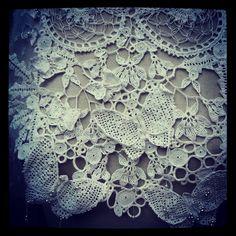 #art textile#crochet#mariage#wedding#severineledore