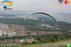 Parapente Vuelos Guayaquil Ecuador  Disfruta de la adrenalina del deporte, volando parapente en la ciudad de Guayaquil. Experiencia unica ! Promocion del dia del padre: el 5 % de descuento