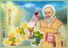 Święty Ojciec Pio z Pietrelciny