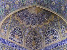 """phytos: """" The Shah Mosque of Isfahan Built during the Safavid period, it is an excellent example of Islamic architecture of Iran, and regarded as one of the masterpieces of Persian Architecture. The..."""