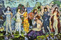 Maurice Prendergast - Bathers 1912