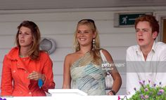 Chelsy Davy Attends The Cartier International Polo Day At Guards Polo Club, Windsor.