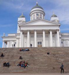 Helsinki Cathedral, Tallin