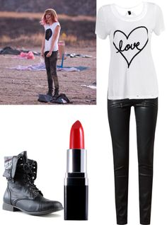 """Taylor swift I knew you were trouble inspired"" by emma-gooch ❤ liked on Polyvore"
