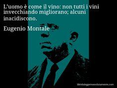 Cartolina con aforisma di Eugenio Montale (6)