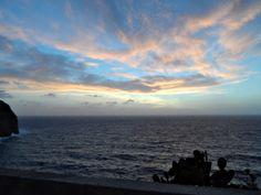 Settembre 2013. Un tramonto.