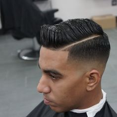 Faded Comb Over haircuts for man Comb Over Haircut, Fade Haircut, Haircut 2017, Undercut Hairstyles, Hairstyles Haircuts, Men's Hairstyle, Haircuts For Men, Fresh Haircuts, Brylcreem
