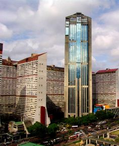 Torres Parque Central Caracas Venezuela