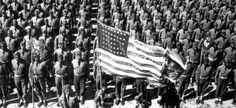Expanding the Size of the U.S. Military in World War II
