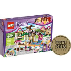 LEGO Friends Heartlake City Pool Play Set- doesn't necessarily have to be this set she just wants Lego Friends