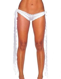 958afafceef885 Women's Outfit Inspiration for White Wednesday at Burning Man — Dusty Depot  Low Rise Shorts,