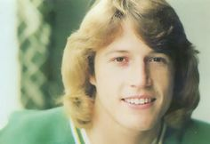 Ahh, Andy Gibb...I had such a crush on him when I was in middle school!