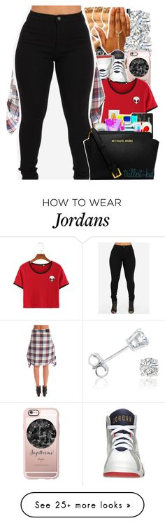 """""""#drafts"""" by trillest-kid on Polyvore featuring Amanda Rose Collection…"""