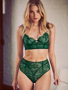 Very Sexy High-waist Cheeky Panty, Victoria's Secret Dessous & Underwear, Unterwäsche, Nachtwäsche, Bra, body... Very Sexy Victorias Secret