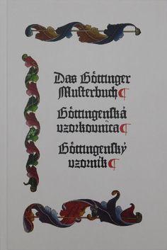 Es handelt sich um ein Malerbuch für die Herstellung von Laubwerk, Initialen und gemusterten Gründen in verschiedenen Farbzusammenstellungen; selbst die Zusammensetzung der Farben wird im Detail beschrieben. Der in dieser Handschrift erläuterte Buchschmuck findet sich in der Zeit des frühesten Buchdruckes in mehreren Gutenbergbibeln, so auch im Göttinger Exemplar der B42. Film, Book Decorations, Handwriting, Random Stuff, Printing, Colors, Movie, Film Stock
