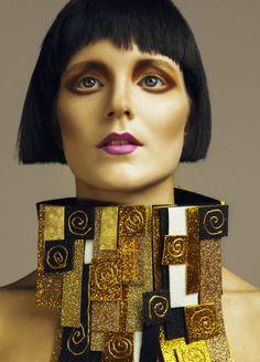 Gustav Klimt inspiration