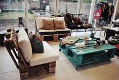 Dump A Day 27 Amazing Uses For Old Pallets
