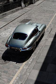 Jaguar E-Type Series 1 3.8 FHC