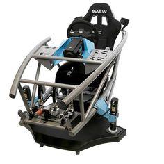 RAID Full Motion Simulator