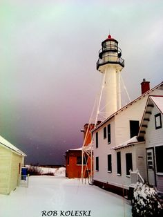 .Great Lakes Shipwreck Museum, Paradise, UP Michigan