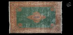 Persian Kerman Oversize Carpet 10′ 0″ X 16′ 0″