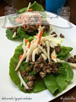 CSA recipe for late spring: Beef & Vegetable cups with kohlrabi salad