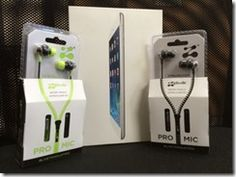Enter to Win an Ipad Mini and Zipbuds - ends 3/11 at 4pm