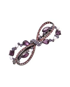 Barrette, Medusa, Bows, French, Boutique, Pearls, Bracelets, Shopping, Jewelry