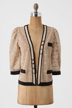 It's In The Details Jacket by Corey Lynn Calter