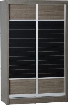 Mirrored Wardrobe, Sliding Wardrobe, Sonoma Oak, Dressing Table Set, Furniture Direct, Metal Drawers, Bed Base, Hanging Rail, Drawer Fronts