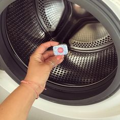 How To Use Dishwasher, Dishwasher Tablets, Clean Washing Machine, Easy Craft Projects, Home Recipes, Washing Clothes, Household Items, Cleaning Hacks, Home Appliances
