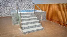 Clarion Hotel - Špindlerův Mlýn, realizace wellness centrum, vířivka, spa, bazén. Wellness Centrum, Spa, Stairs, Furniture, Home Decor, Stairway, Decoration Home, Room Decor, Staircases