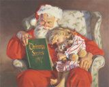 *CHRISTMAS STORIES ~ Print by Tom Browning