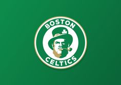 Boston Celtics logo concept : Boston Celtics identity concept on Behance Boston Celtics Logo, Sports Decals, Sports Logos, 100 Logo, Team Logo Design, Basketball Teams, Celtics Basketball, Logo Sign, Sports Clubs