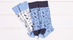 Doodle Socks 2-pack