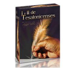 Comentario en Audio - I y II de tesalonicenses - Tercer trimestre - Pastor Alejandro Bullón