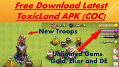 Download ToxicLand APK 2020 Update   Clash of Clans Private Server Nintendo Ds Pokemon, Pokemon Pokemon, Pikachu, Coc Update, Clash Of Clans Cheat, Clan Games, Private Server, Video Game Memes, Education Humor