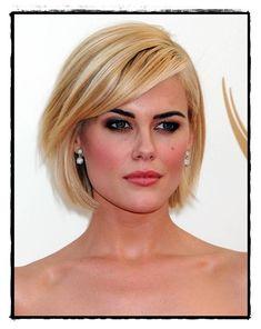 Ideen für Kurze Haarschnitte Für Dünne Haare Und Ovales Gesicht