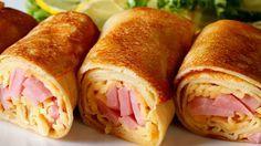 Finger Food Appetizers, Finger Foods, Appetizer Recipes, Good Food, Yummy Food, Romanian Food, Fresh Rolls, Hot Dog Buns, Food Inspiration
