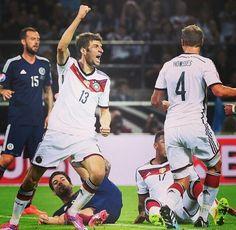 Imagem de deutschland, football, and german
