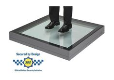 Secured by design walk on rooflight. Part Q compliant. Suitable for all roof types. Fully compliant with BS EN 1991 and Building Regulations Roof Types, Roof Light, Walk On, Design, Design Comics