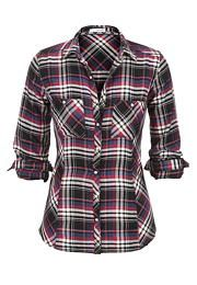On my wish list #wishpinwinsweepstakes #discovermaurices. plaid flannel shirt - maurices.com
