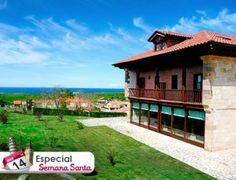Relájate entre el mar Cantábrico y los Picos de Europa con una estancia de 2 noches con desayuno + detalle + late check out en el Hotel Valle del Arco.