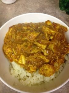Ideal Protein Butter Chicken (Serve over cauliflower rice?) Phase 1 friendly Butter Chicken You will need: 1 Tbs Turmeric Tbs Cinnamon 1 Tbs Chili Powder 1 Tbs Cumin Tbs Paprika Salt to taste Pepper to taste 1 Clove of garlic 2 Tbs Fresh chopped… Low Carb Recipes, Diet Recipes, Chicken Recipes, Cooking Recipes, Healthy Recipes, Protein Recipes, Healthy Food, Ketogenic Recipes, Thai Recipes