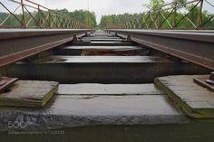 Rails track near Pilchowice by bobik314
