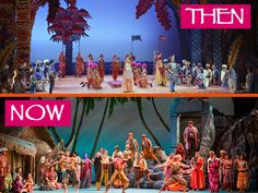 Think you've seen FGO's The Pearl Fishers before? Think again. #ThrowbackThursday  Visit FGO.org for more information