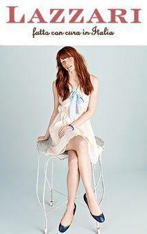Nuova collezione Lazzari autunno-inverno 2013-14: l'abbigliamento donna on line Made in Italy