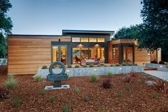 The Breezehouse by Blu Homes - Sonoma Wine Country, Healdsburg, California, USA - 2012