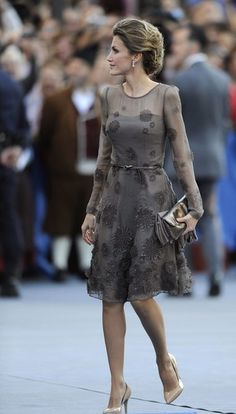 Princess Letizia, Spain