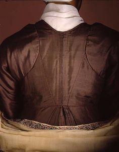 Dress (image 2) | American | 1800 | silk | Metropolitan Museum of Art | Accession Number: C.I.69.15.2